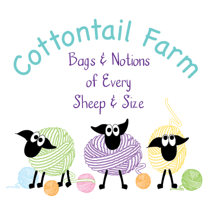 Cottontail Farm - Project Bags - Notions