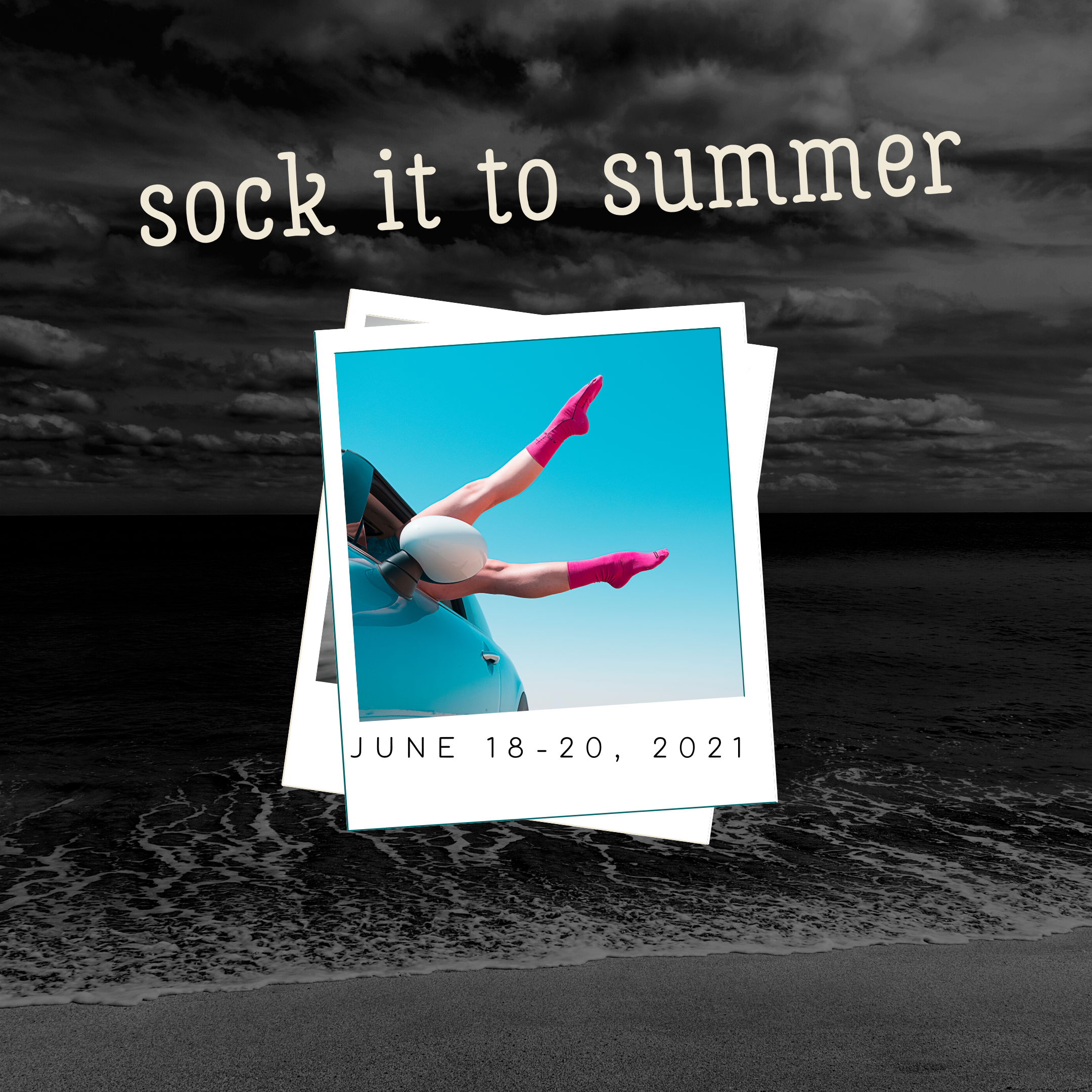 Sock it to Summer