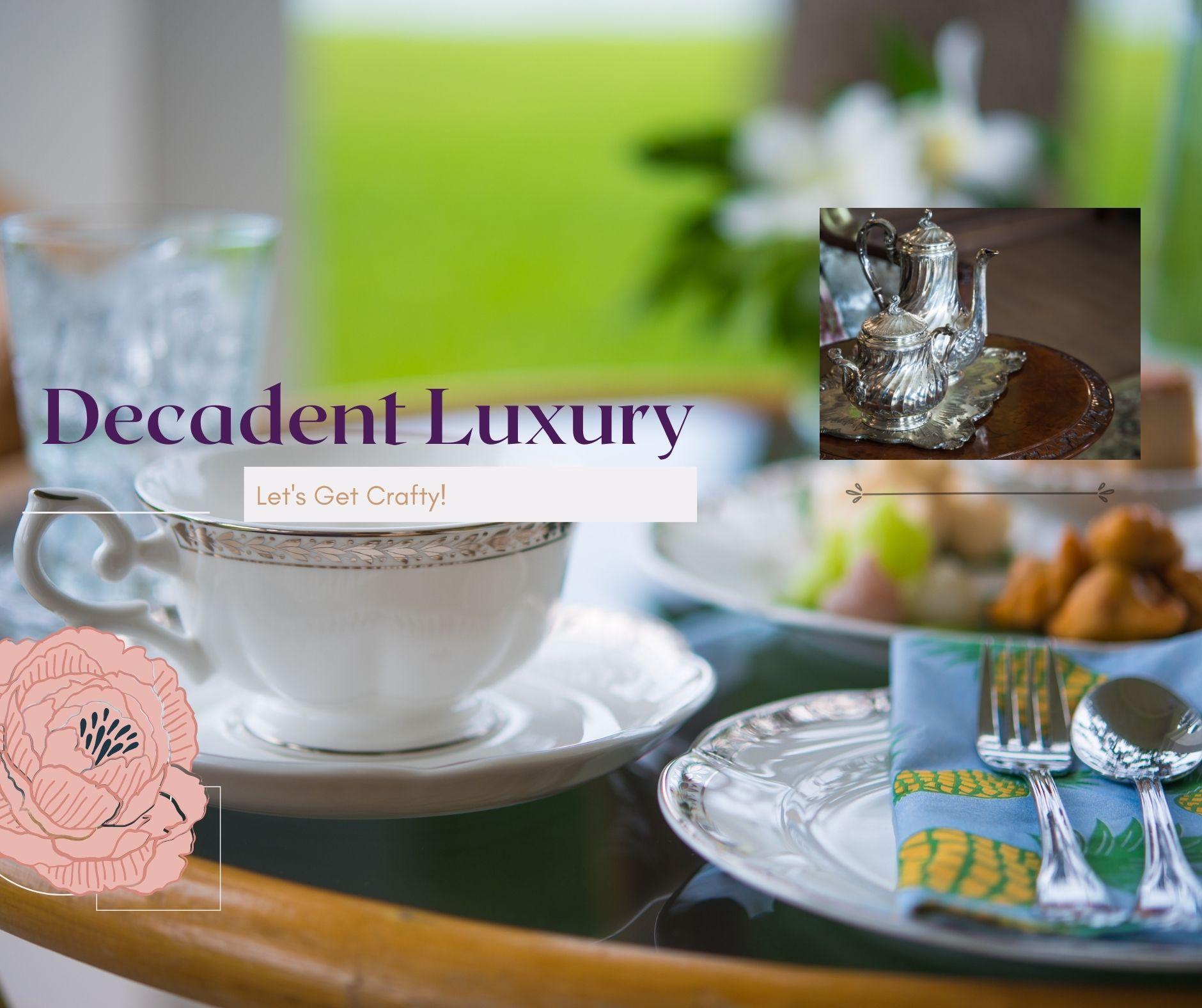Decadent Luxury Studio
