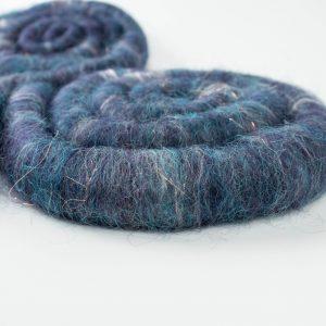 artisan handspinning fibers